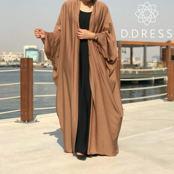 abaya dubai nidah faracha camel