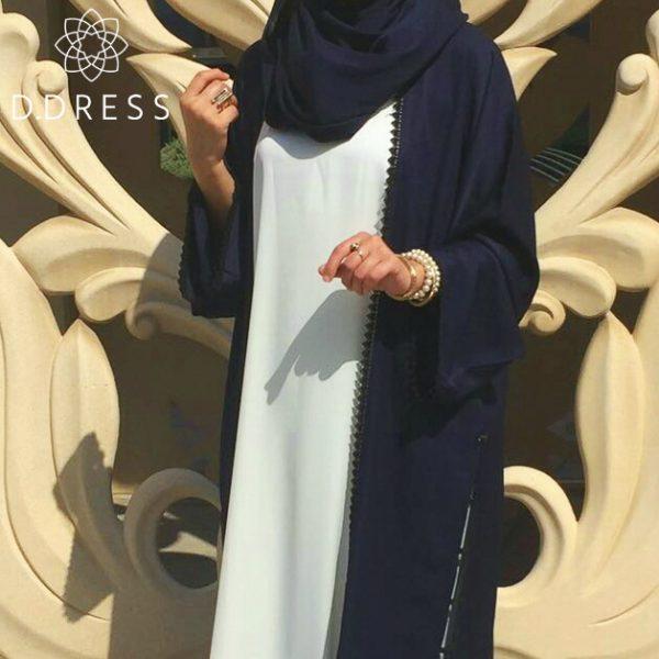 ABAYA DEUX PIECES DDRESS COCO NIDAH DUBAI