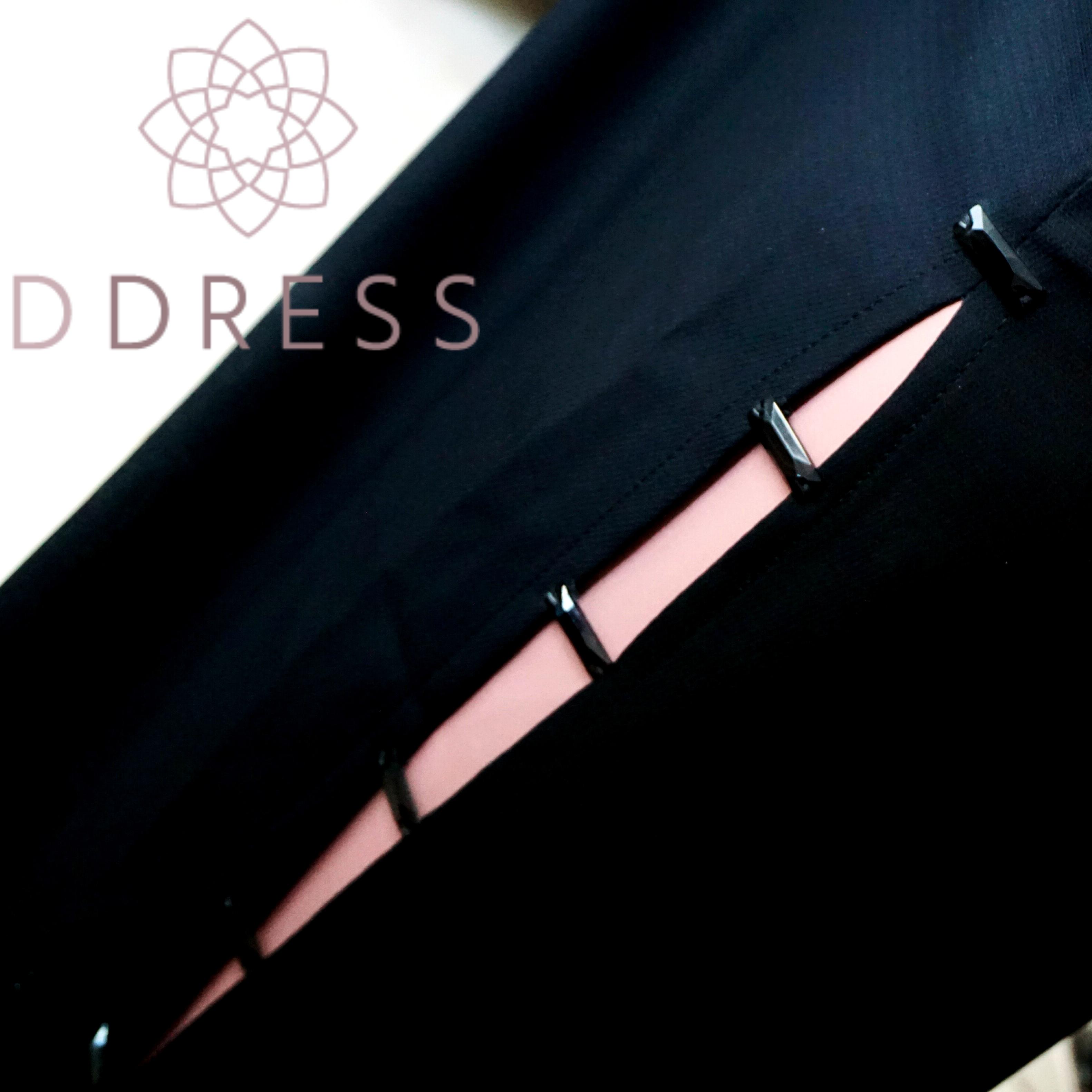 details abaya brook