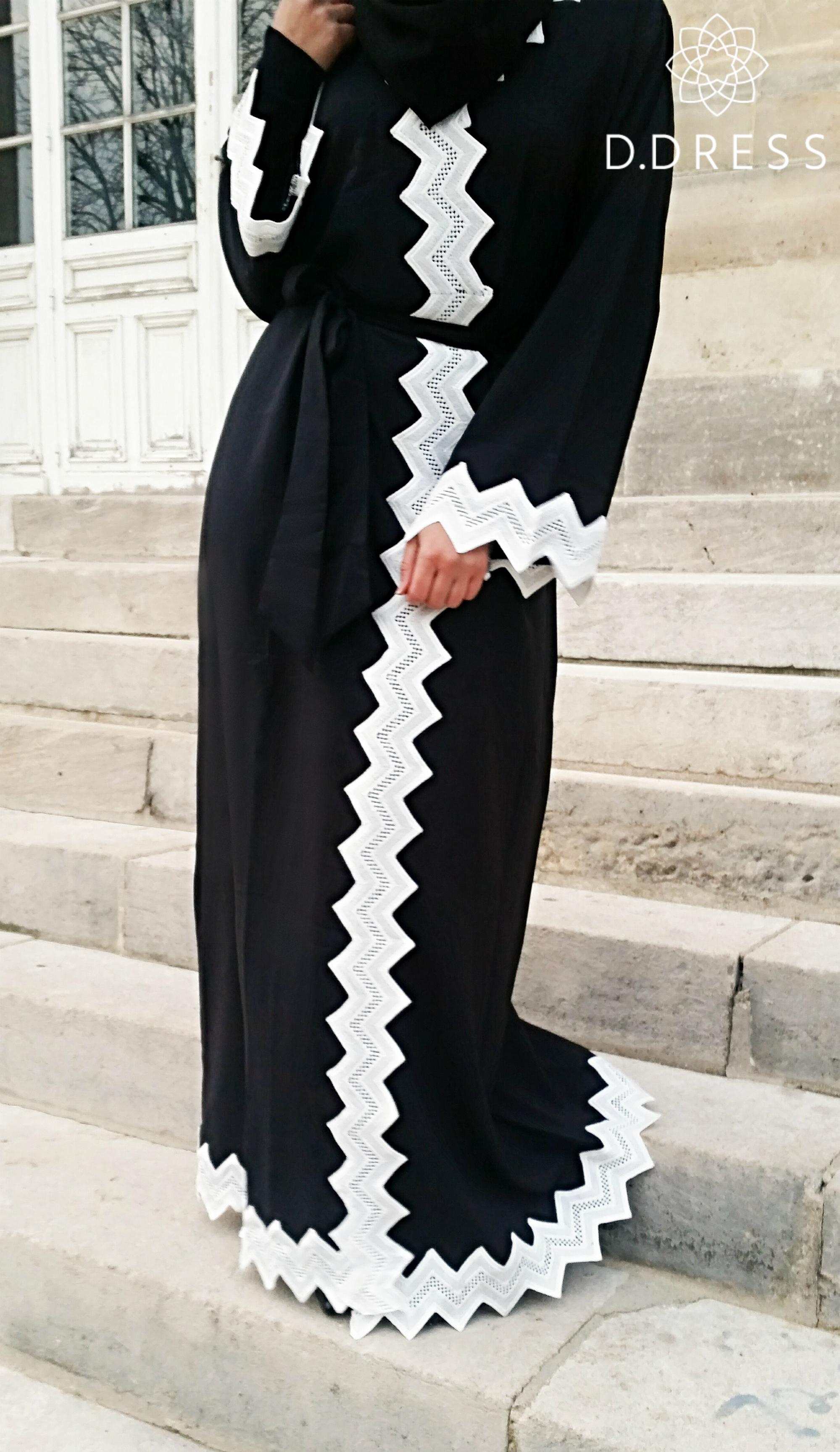 mellorine noir ddress lace nidha nidah modest abaya