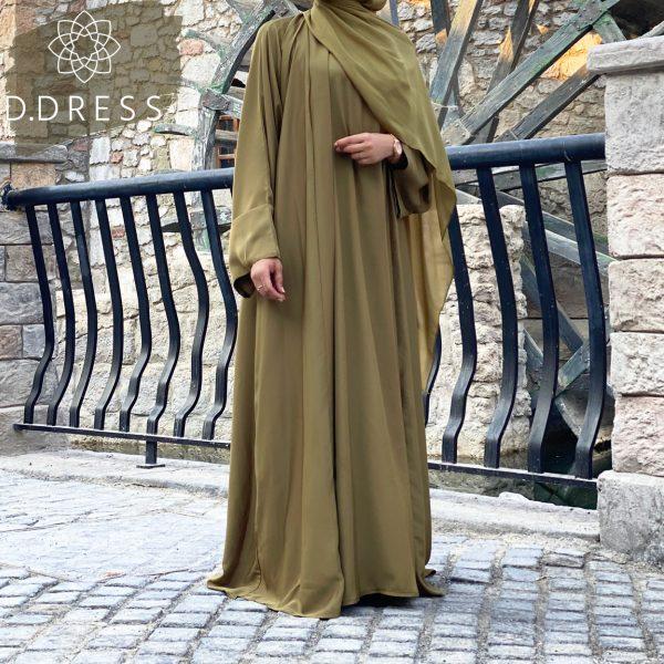 kimono nidah dubail vert olive