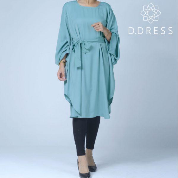 tunique maxi papillon ddress hijab modest