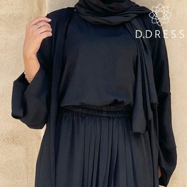 top mara noir d.dress